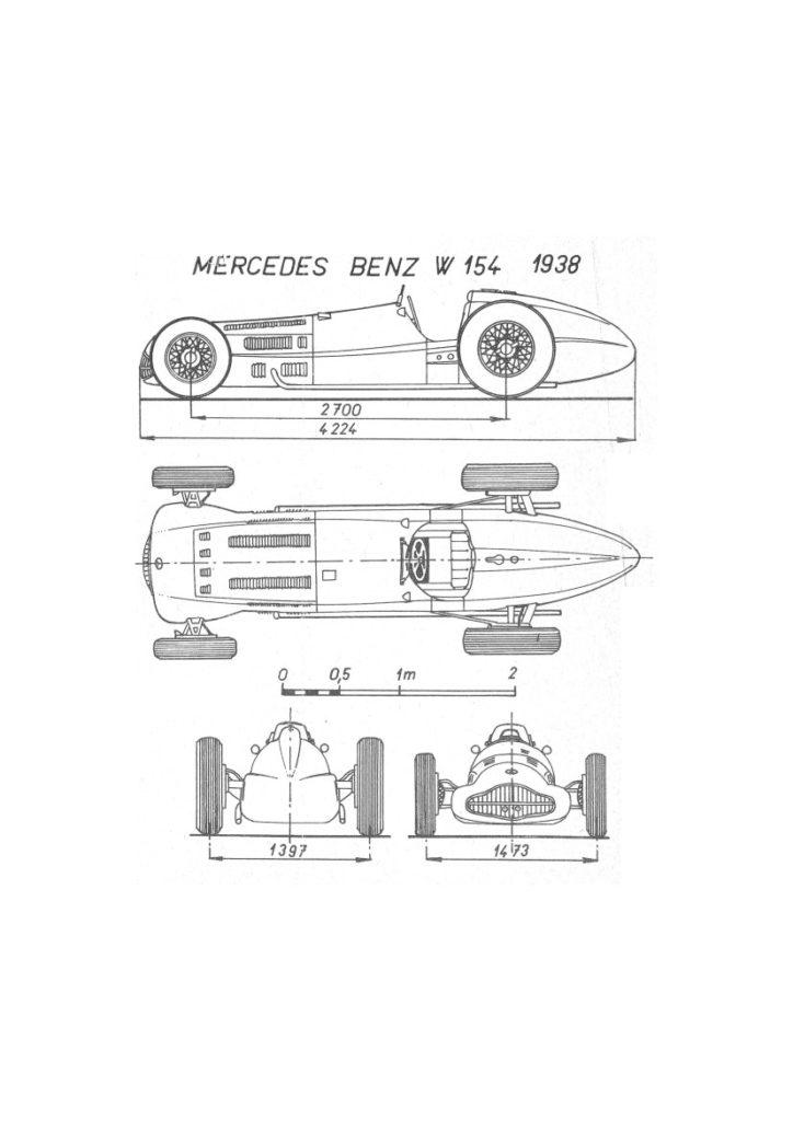 MERCEDE BENZ V154_LW