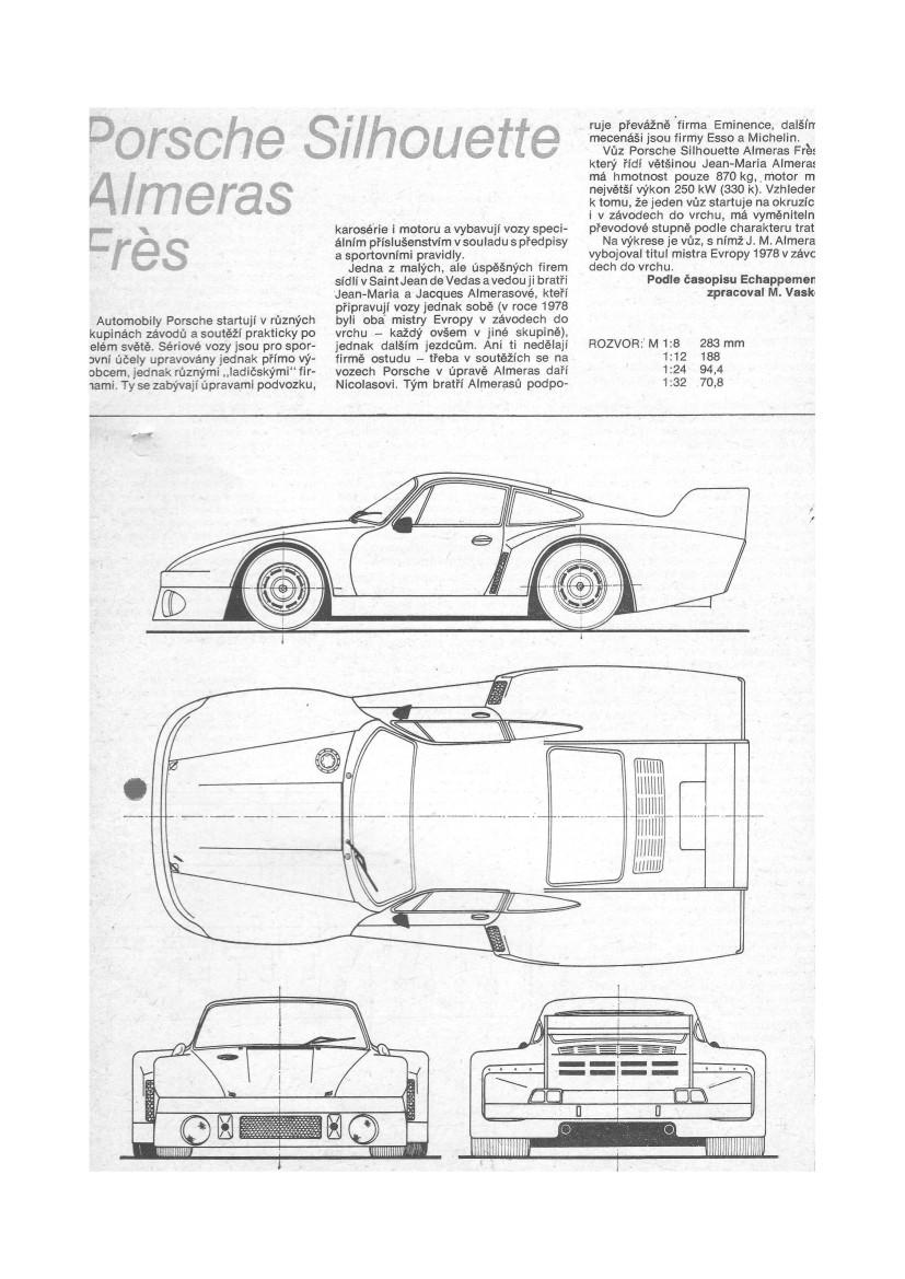 Racing Cars Blueprints -